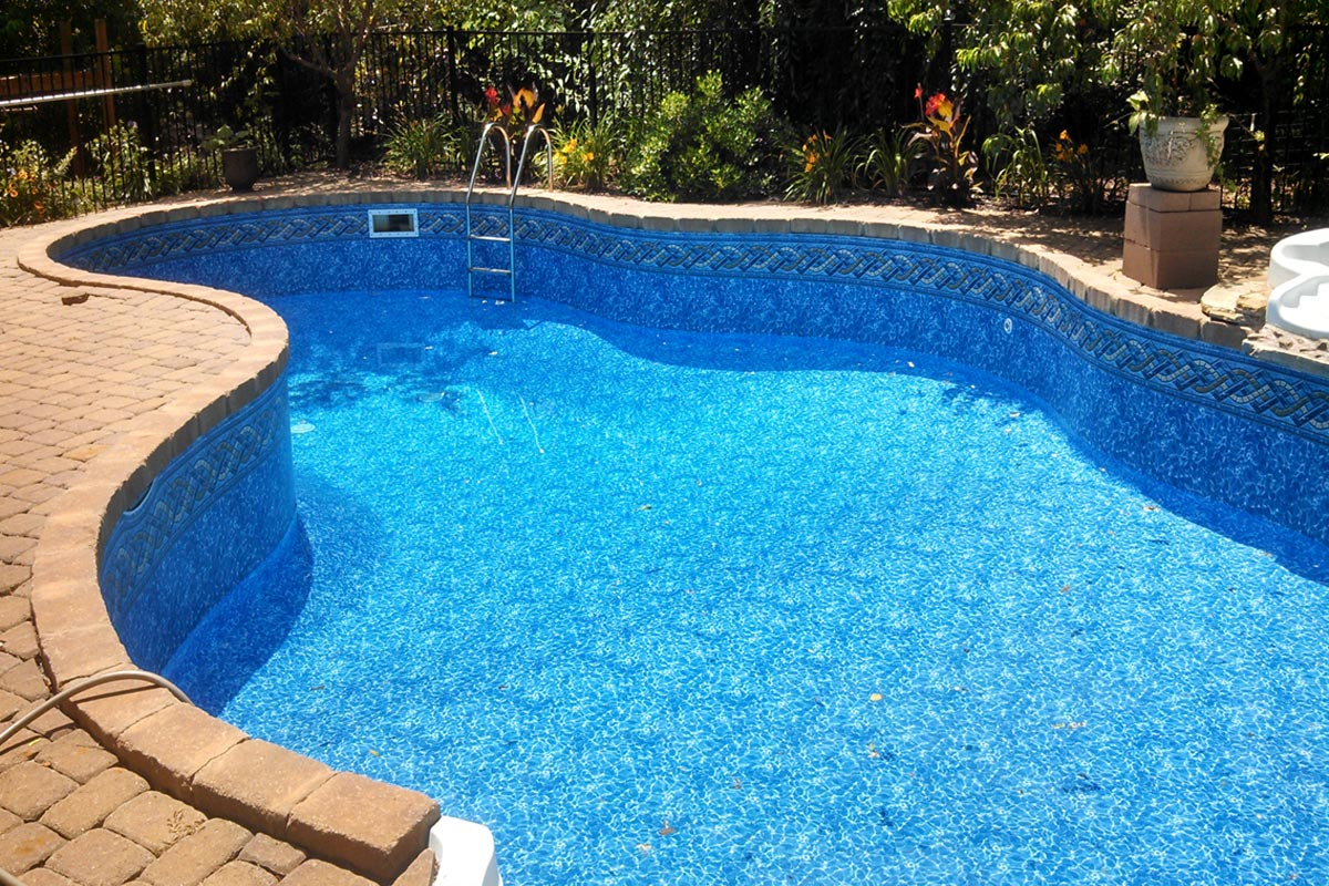 Atlanta Area Pool Liner Replacement Photo Gallery